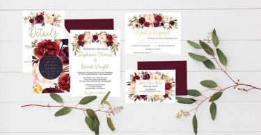 Wedding invitations Printable wedding invitations Wedding