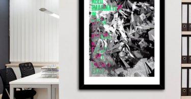 Weekly Wahini #33, Fine Art Print by Ruud Van Eijk