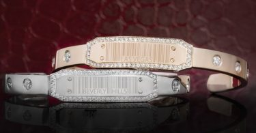 Barcode Bracelet | | Jason of Beverly Hills