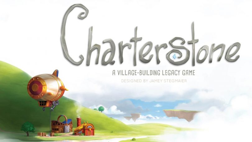 Charterstone – A Village-Building Legacy Game