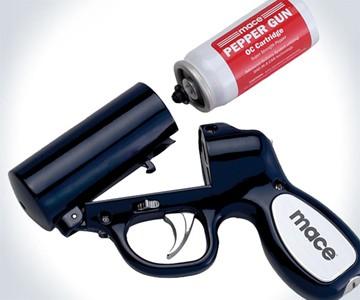 Mace Pepper Spray Gun
