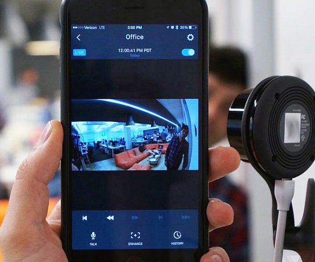 Smartphone Connected Cameras