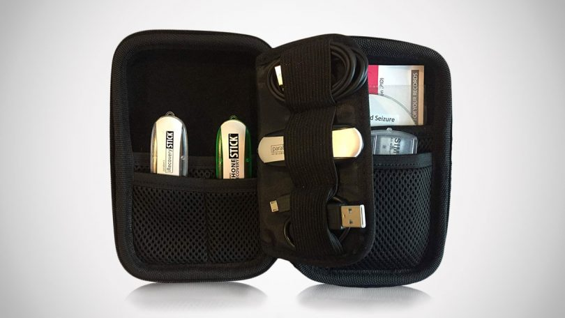 Sneaky Cell Phone Investigation Kit
