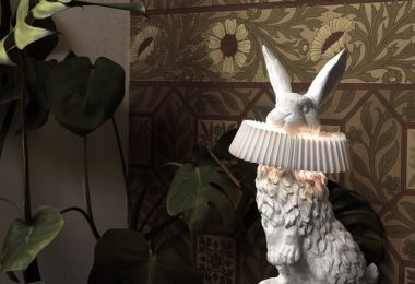 Standing Rabbit X Lamp