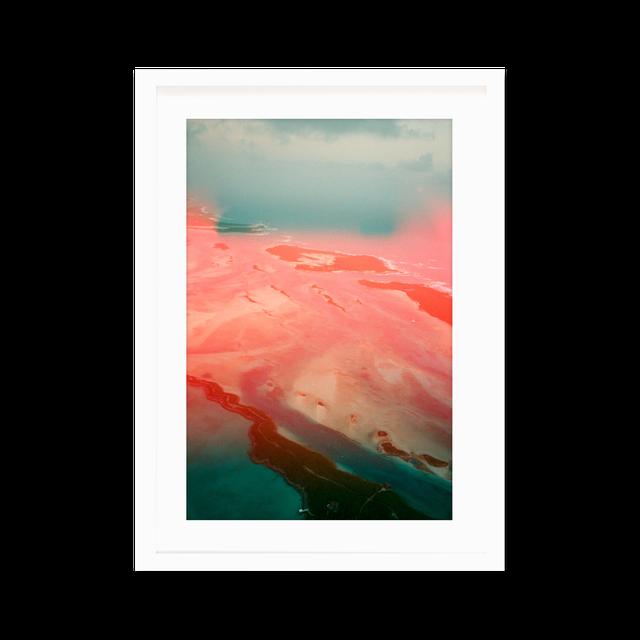 The Exuma Pink 1 Print
