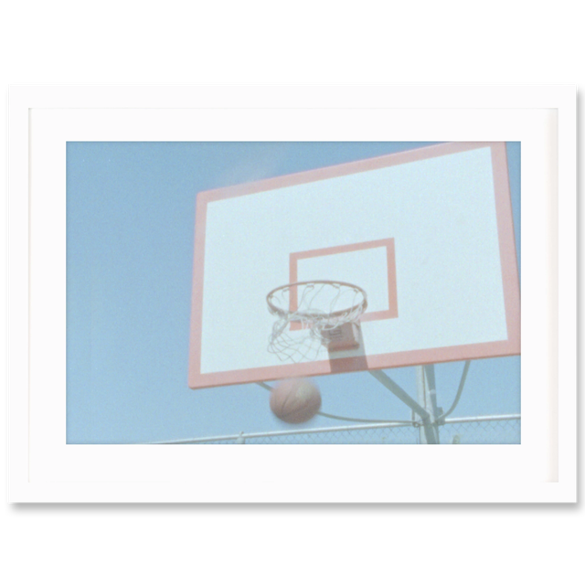 The Hoops Canvas Print