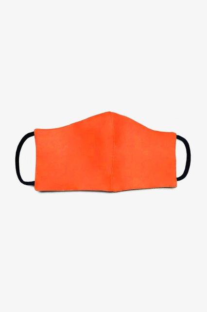 face mask / orange
