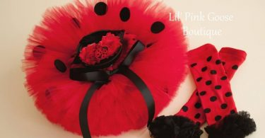 BABY LADYBUG COSTUME Baby Halloween Costume Ladybug