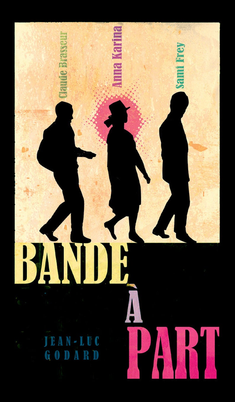 Bande  Part Band of Outsiders Magnet