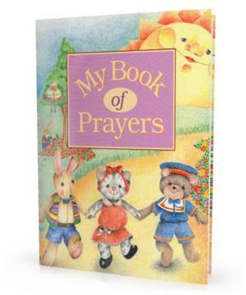 Create a book A personalized book  Non denominational Book