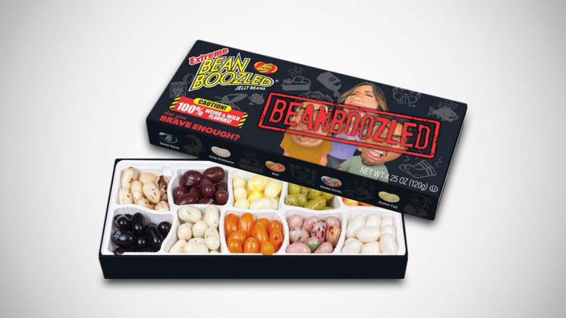Jelly Belly Extreme BeanBoozled Gift Box