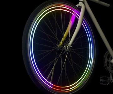 Monkeylectric M204 Bike Wheel Light
