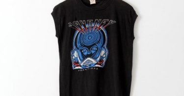 Original Journey t-shirt 1983 Frontiers tour