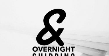 Overnight ShippingExpedited ShippingShippingShipping