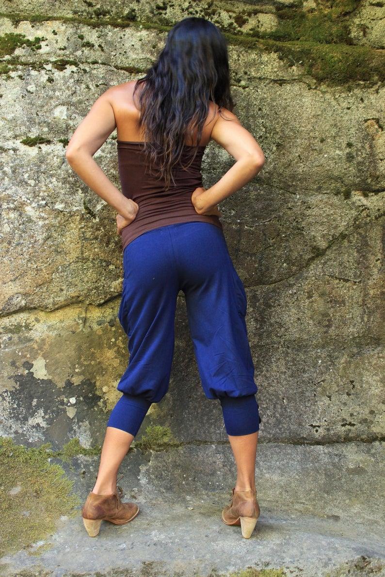 Pedal Pusher Pants-womens fashion pants-women clothes-capri