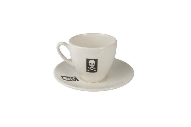 Poison Tea Cup & Saucer