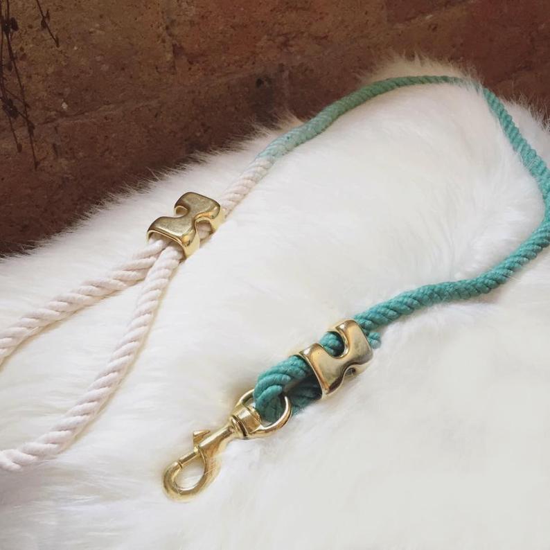 Rope cotton leash
