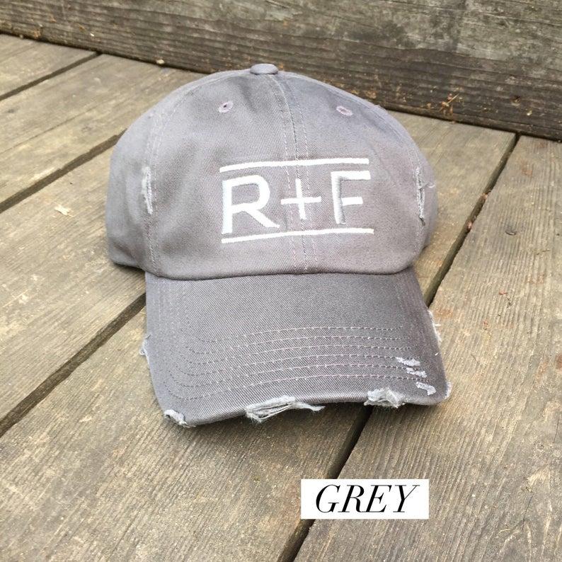 SOLID COLOR CAP RF Rodan  Fields Trucker Cap Baseball