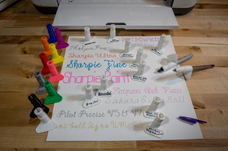 Ultimate Cricut Explore/Maker Pen Adapter Set