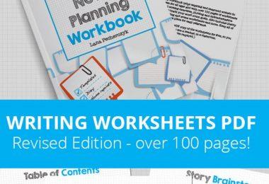 Ultimate Novel Planning Workbook  Printable worksheets