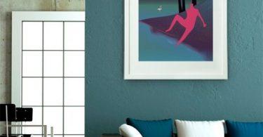 Starfighter, Fine Art Print by Chase Kunz