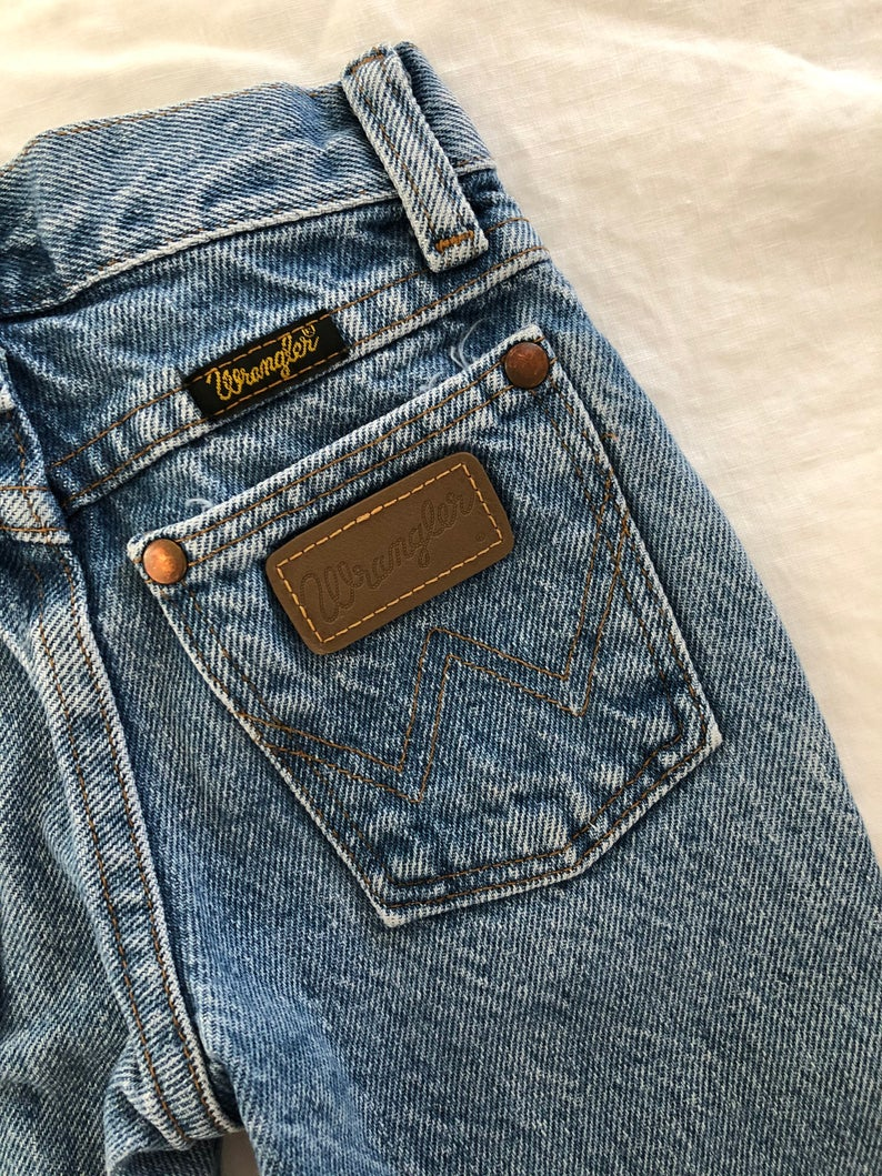 Vintage Wrangler Toddler Jeans 2T