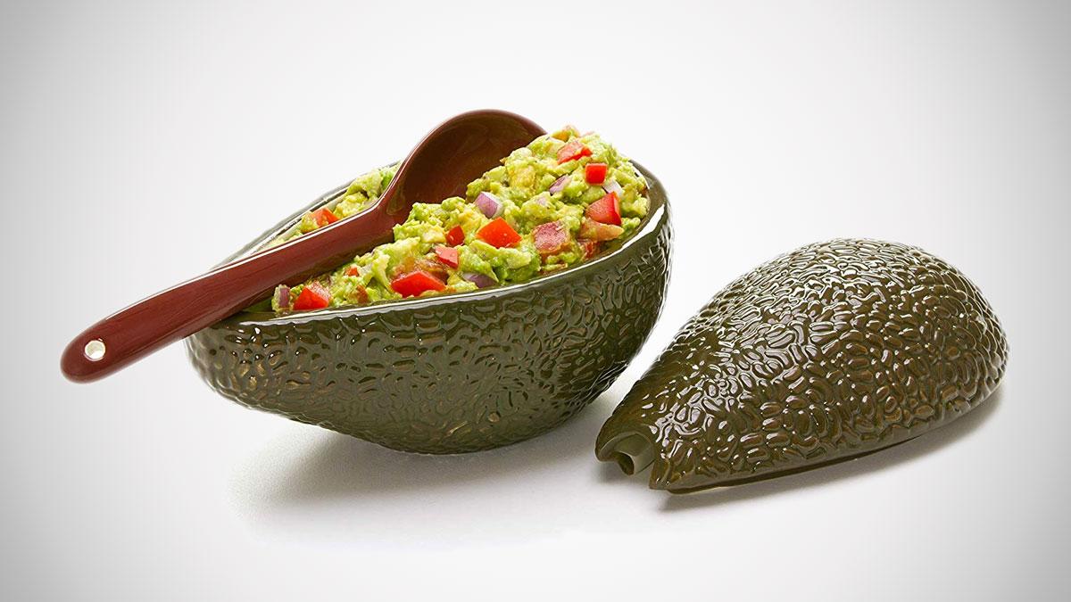Avocado Guacamole Bowl