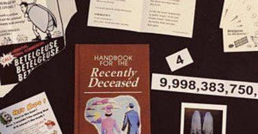 Beetlejuice Handbook for the Recently Deceased Book / movie