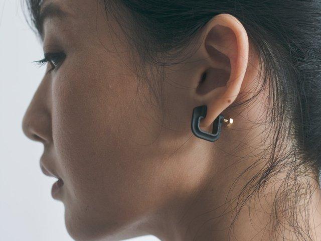 Clamp Series Earring