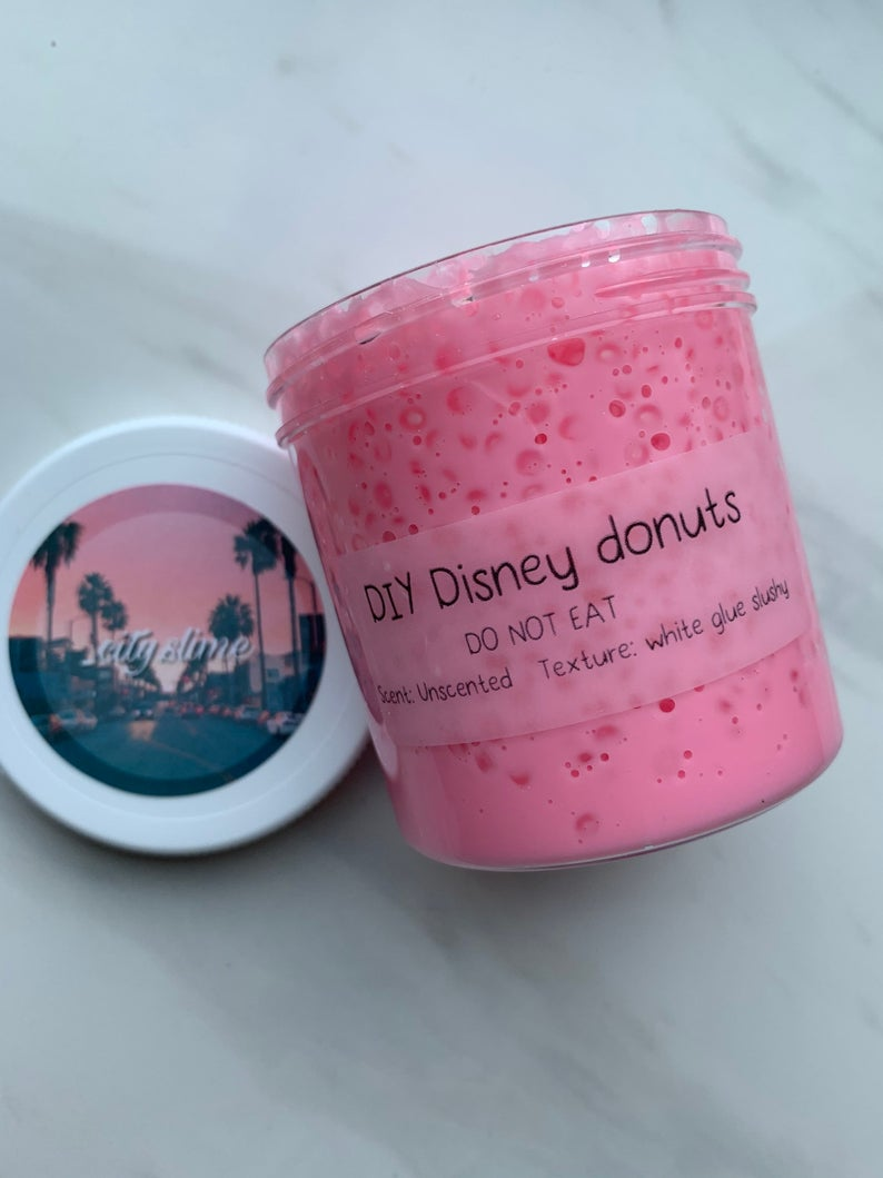 FREE IS SHIPPING  Disney donuts 6oz