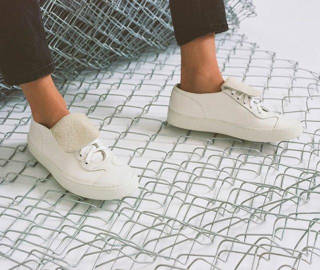 Melvin Sneaker in White