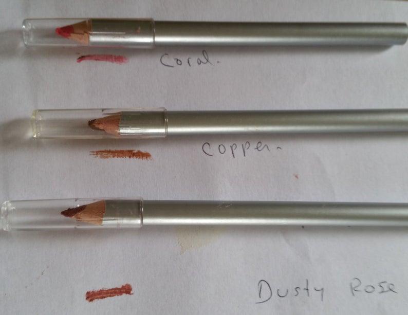 Mineral Makeup Lip Liner Organic Lip Liner Pencil mineral