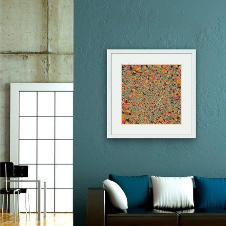 Munich, Fine Art Print by Jazzberry Blue