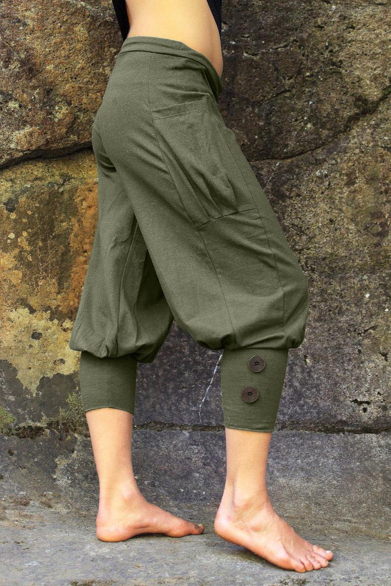 Pedal Pushers-Yoga Pants-Women's pants-Women's