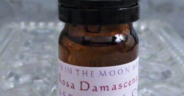 Pure Rose Essential Oil  Rosa Damascena