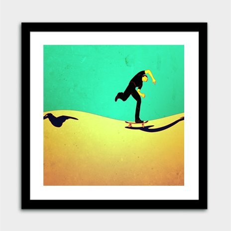 """""""Short Memory – Numbered Art Print by Eric Petersen from Curioos"""