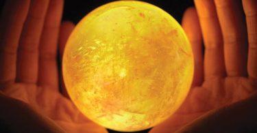 Solar Sun Mood Lamp