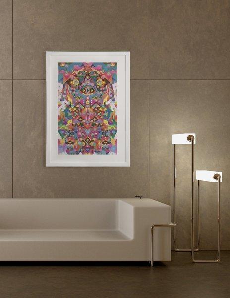 Taranis, Fine Art Print by Matt Lyon