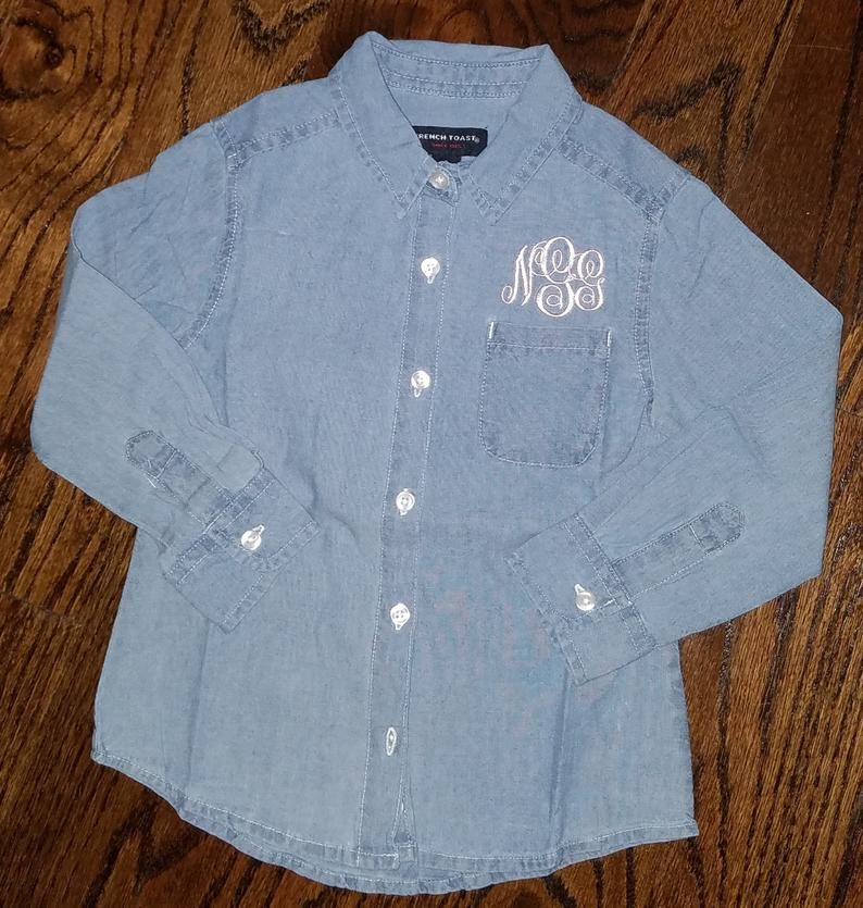 Toddler/ Kids Denim Shirt for your Little Ones  to Match