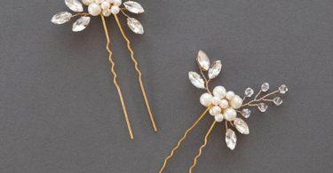 Wedding Hair Accessories  Crystal Hairpin  Rhinestone Hair