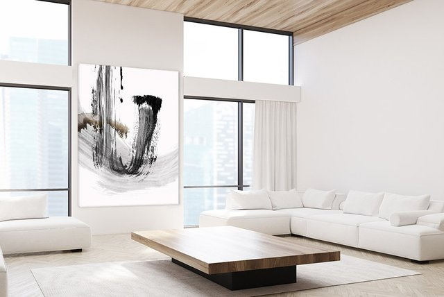 A Loner I, Giant Canvas Print by PI Studio, 54×72
