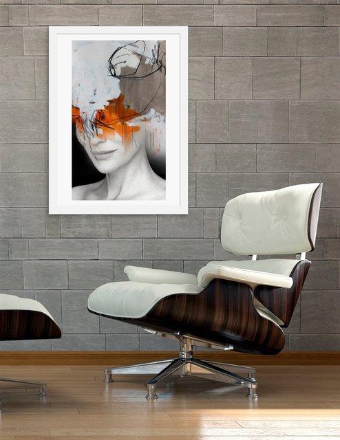 Abstract Kate, Fine Art Print by Antonio Mora