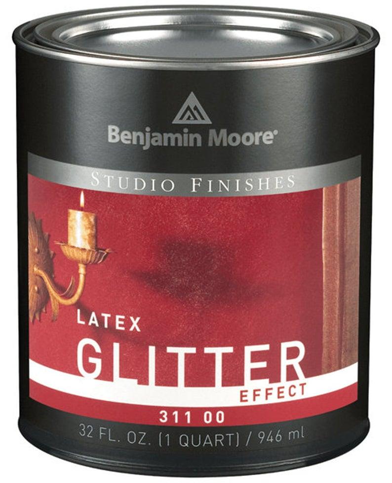 Benjamin Moore Studio Finishes Glitter Effect 311