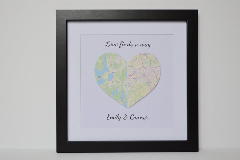 Dating Anniversary Gift for Boyfriend Long Distance