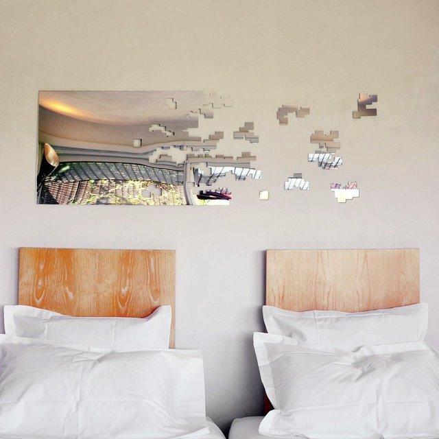 Dissolve Parts Mirror – Robba Edition