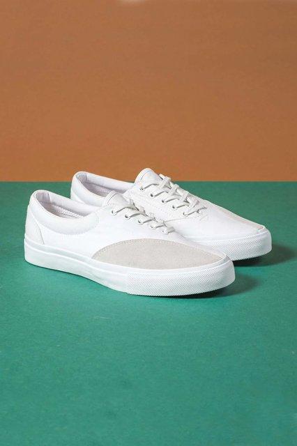 Donny Sneaker in White