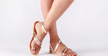 Greek leather sandals Women sandals Leather sandals women