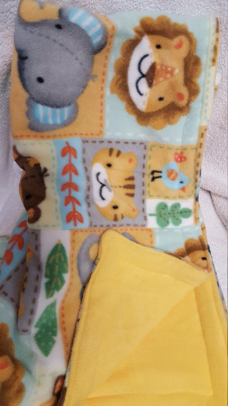 Large Guinea Pig Cage Pad Pet CagePad Reversible Cage Mat