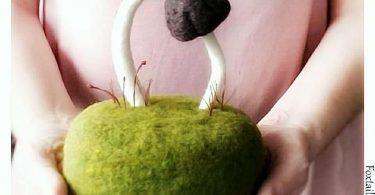 Large Mushroom Sculpture Made To Order Mushroom Art Nature