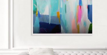 Original abstract painting abstract colorful painting modern